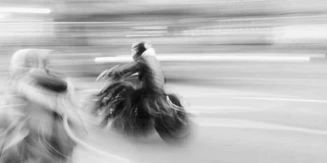 traumatisme crânien grave accident de moto, dommage corporel